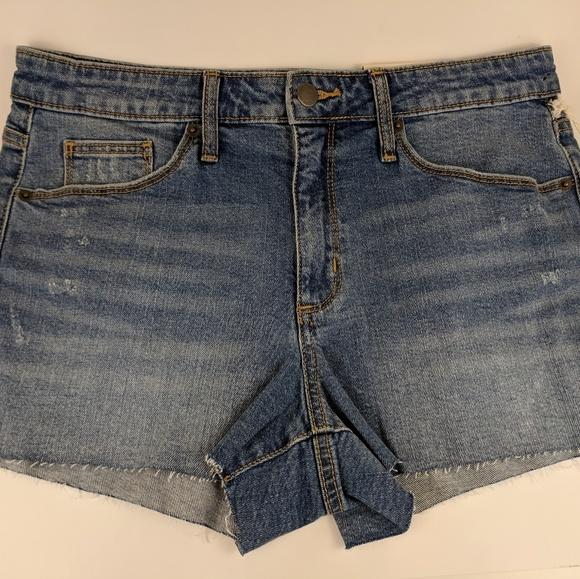 154a29cddab Universal Threads Distressed Jean Shorts